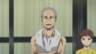 ハイキュー!! アニメ 2期11話 烏養一繋 | HAIKYU!! Season2 Episode 11