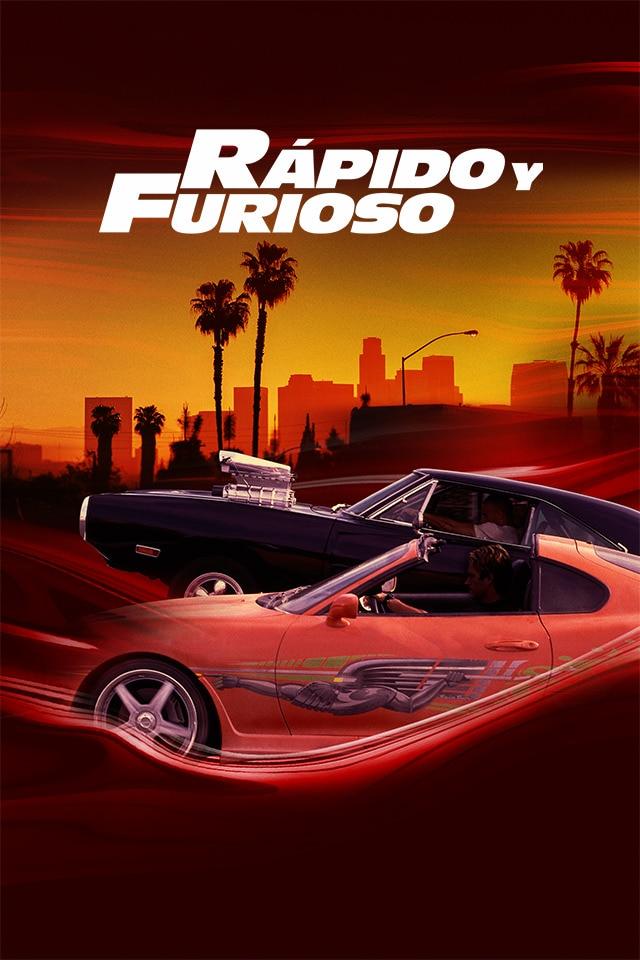 Rápido y Furioso (2001) [Open Matte] WEB-DL 1080p Latino