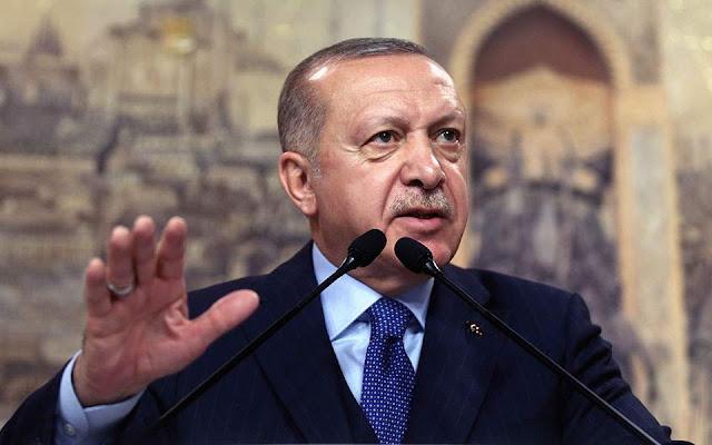 Ερντογάν: Εκατομμύρια μετανάστες θα φθάσουν στην Ευρώπη