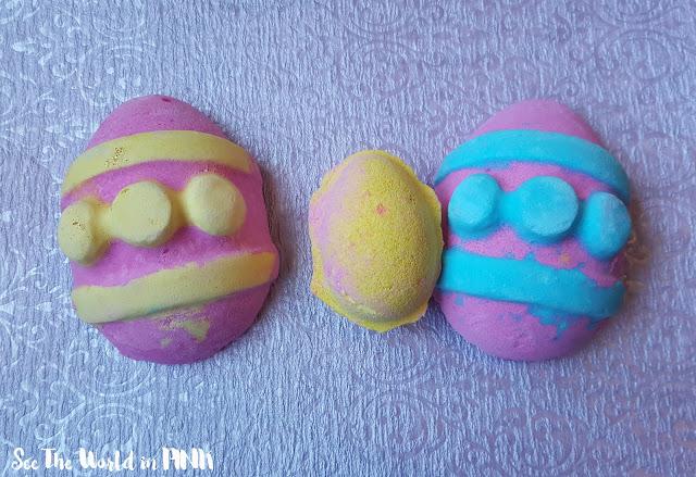 Lush Shopping Haul - Easter Goodies!