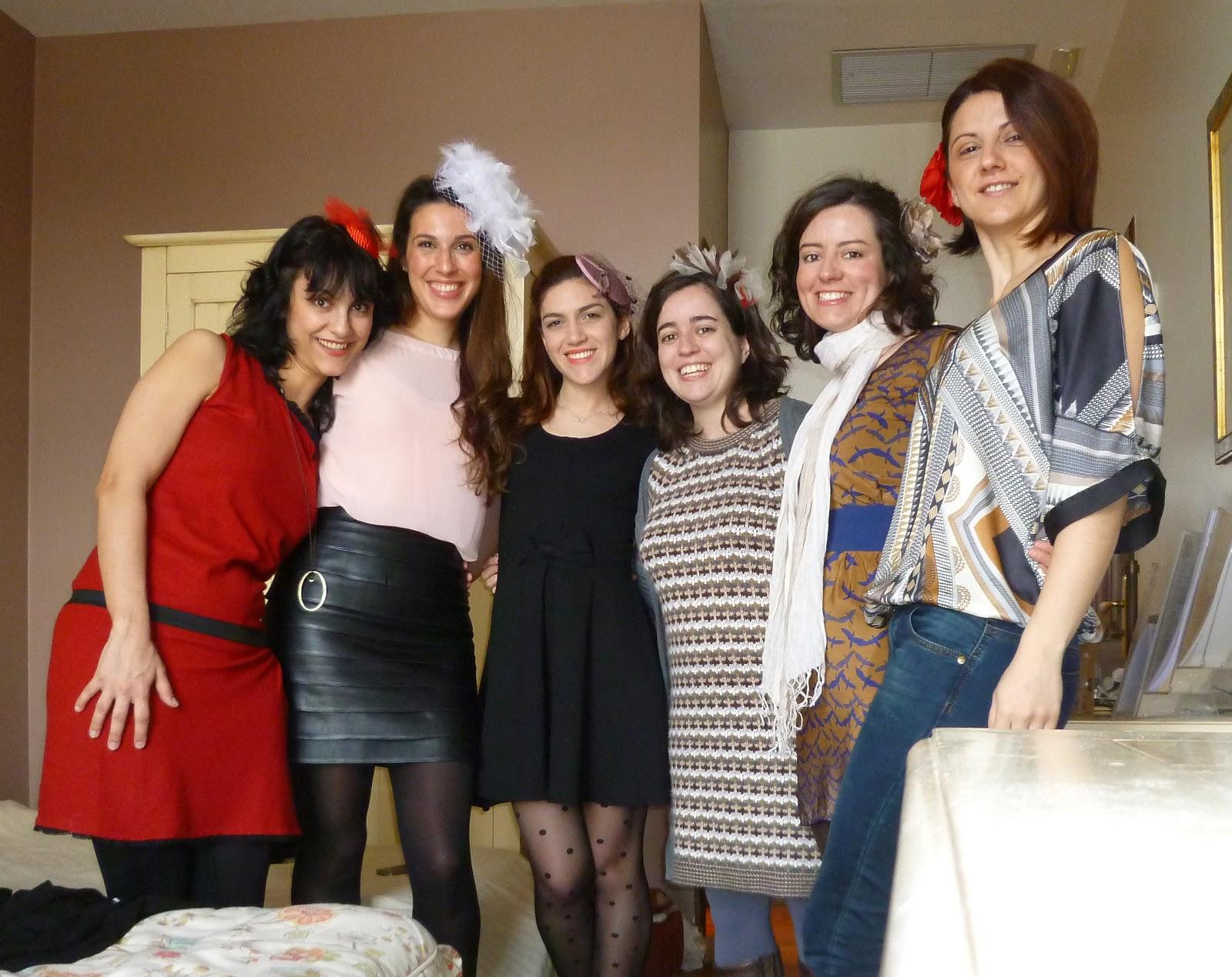 mujeres aranda de duero