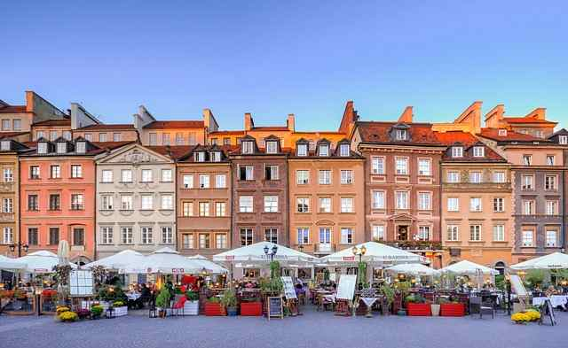 Best 10 Reasons to Explore Warsaw, Warsaw, Warsaw travel, Warsaw Poland, Warsaw Old Town, reasons to visit Warsaw