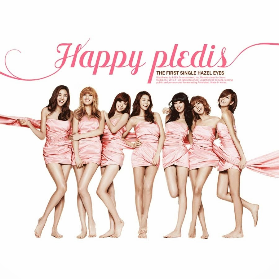 [Single] After School – Happy Pledis 1st Album (FLAC)