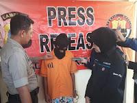 Mantab, Reskrim Polsek Kedaton Ringkus Terduga Pencuri Motor di Masjid