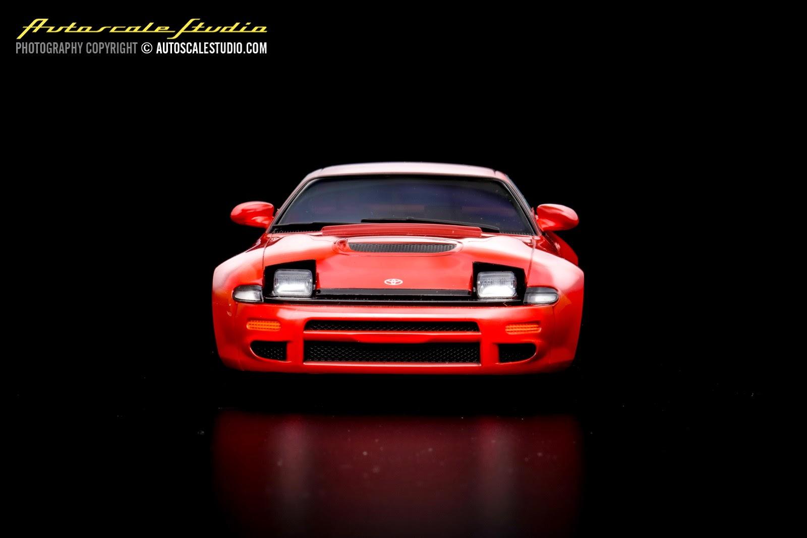 autoscale studio オートスケール・スタジオ MZP40R Toyota CELICA ...