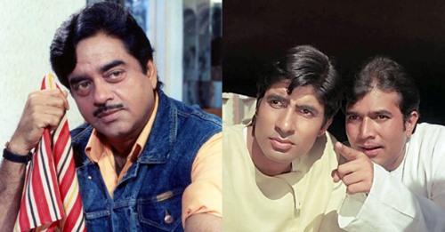 शत्रुघ्न ने तोड़ी चुप्पी, बताया- अमिताभ बच्चन और राजेश खन्ना से क्यों हुई थी अनबन?