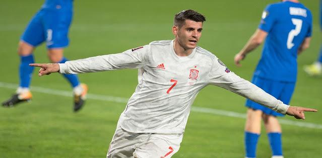 Spain vs Greece Highlights