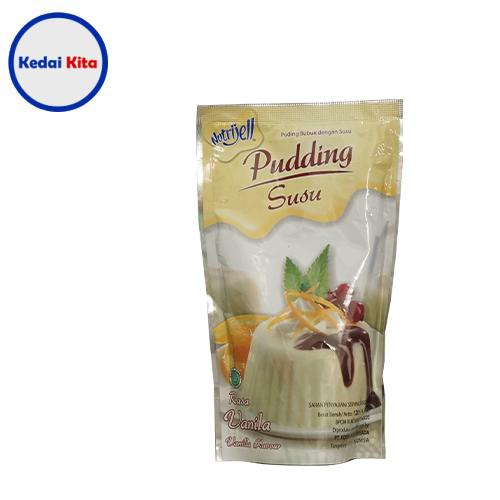 Nutrijell Pudding Vanila 120 Gram