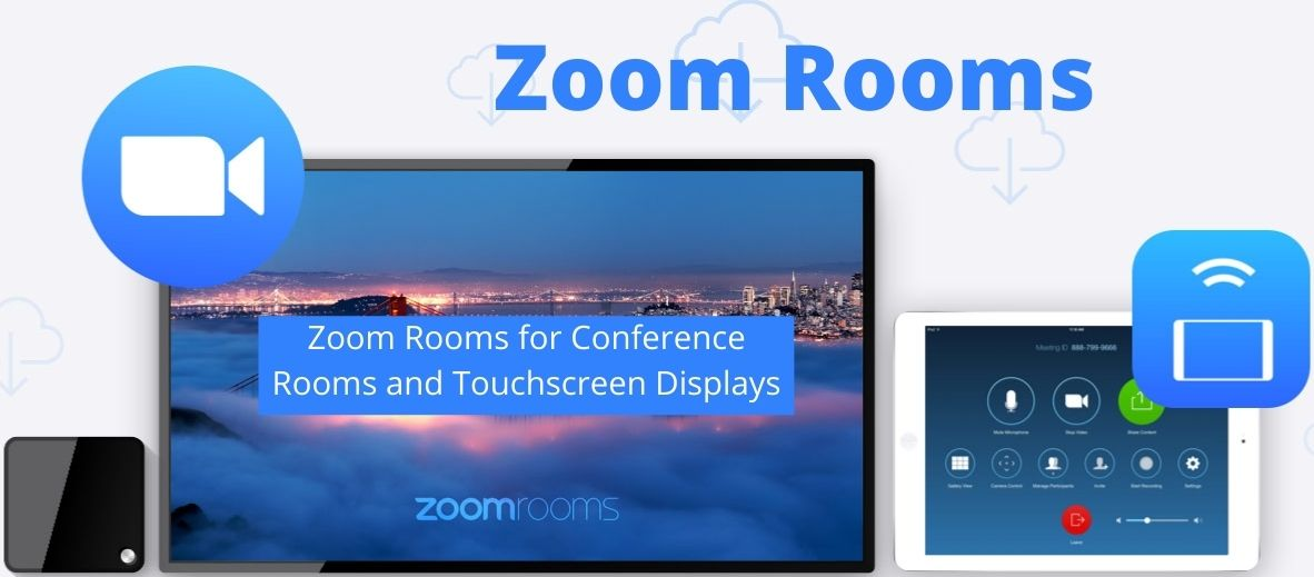 Zoom Rooms 5.7.5 (300) Free Download for Windows