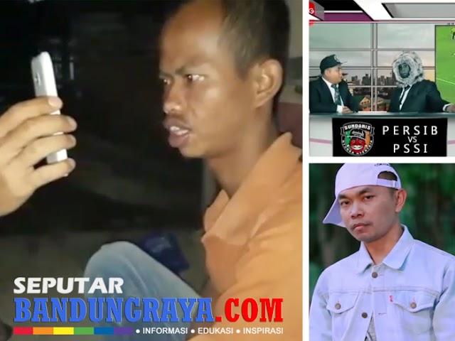 Sunda Viral: dari Kapten Adeung Sampai Lagu Sundanis Persib VS PSSI