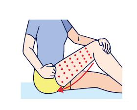 瞭解瘦身四大關鍵點,按摩幫你瘦大腿