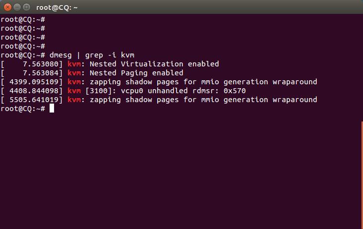 Install Qemu-KVM Based Virtualization on Ubuntu 15 10 (AMD CPU