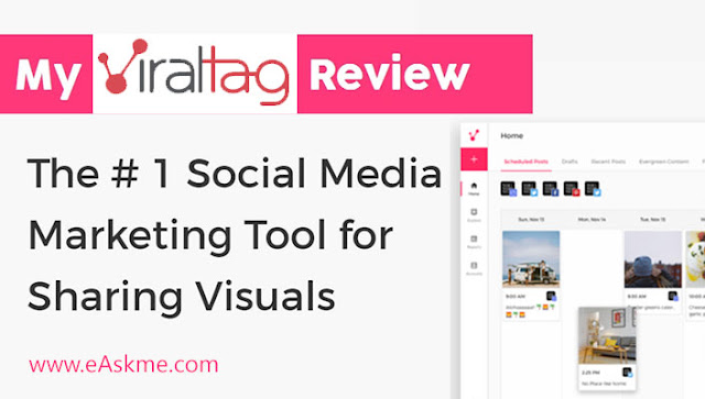ViralTag Review: Social Media Posting Tool for Visual Content: eAskme