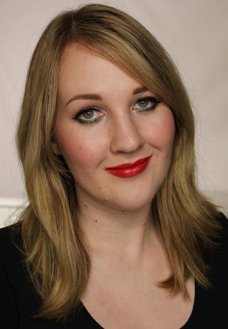 Living Nature Wild Fire Lipstick Swatches & Review