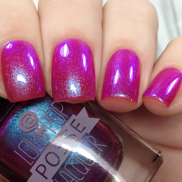 Lollipop Posse Lacquer-Heat Couldn't Melt Me