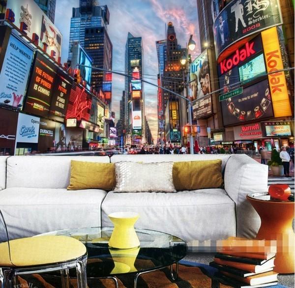 Tapetti Kaupunki Valokuva Taustakuva New York taustakuva Manhattan Times Square 3d kuva tapetti city rahasto taustakuva