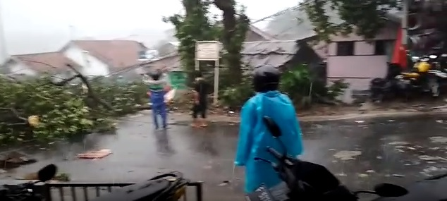 Badai Bogor, Berikut Deretan Daerah Terdampak, Bikin Merinding