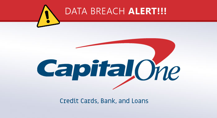 capital one data breach hacking