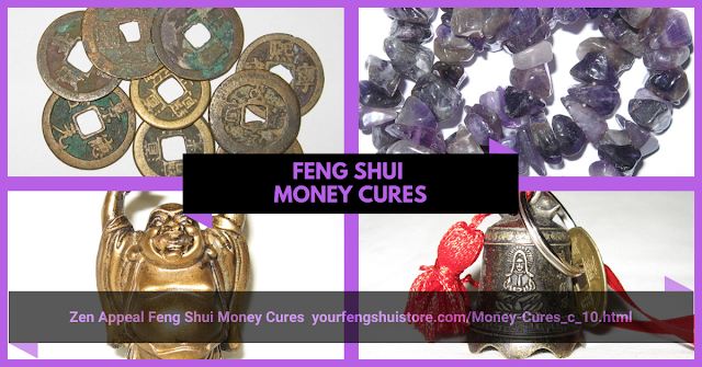 Feng Shui Money, Wealth and Prosperity cures