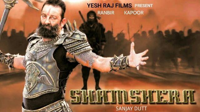 Shamshera 2021 Full Movie Download 720p HD Free
