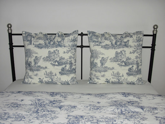 Headboard Pillows