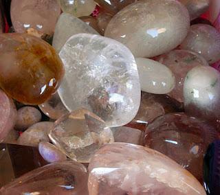 pretty semi-precious stones