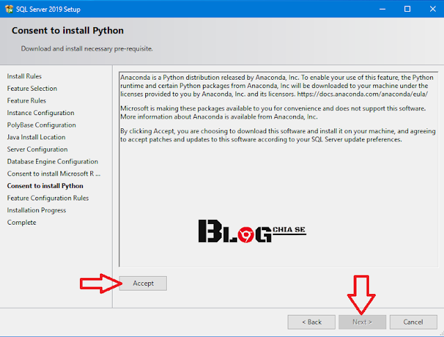 hướng dẫn cài đặt Microsoft SQL Server