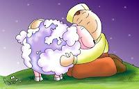 Resultado de imagen de dibujos de la oveja perdida de Fano