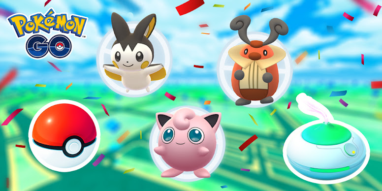 Pokémon GO Evento Carnaval 2021