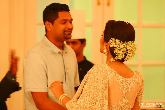 Upeksha Swarnamali Wedding Day Photos