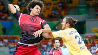 اهداف مباراة مصر والسويد 24-27 كأس العالم لكرة اليد اليوم 11/1/2019 | Egypt vs Sweden