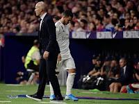 Zidane Regards the Results of Draw in the Madrid Derbi