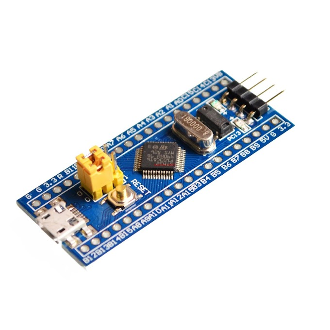 Stm32 Peripheral Drivers from Scartch