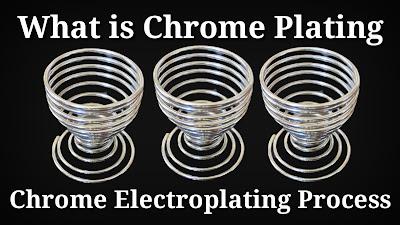 Hard Chrome Plating in Hindi ( हार्ड क्रोमियम प्लेटिंग)