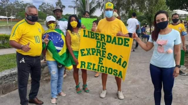 Para políticos, apoio Renan Pereira ao bolsonarismo pode inviabilizar futura candidatura