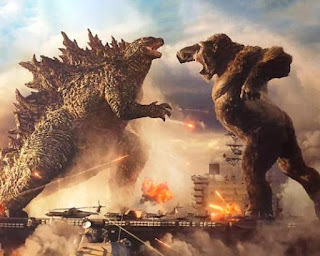 Trailer dan Sinopsis Film Godzilla vs Kong, Tayang 26 Maret 2021
