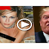 American President Donald Trump's wife very racy pictures leaked..