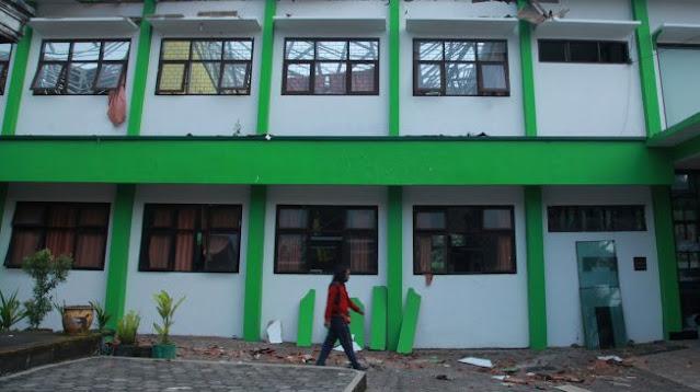 Update Gempa Malang, BPBD: 696 Rumah Rusak