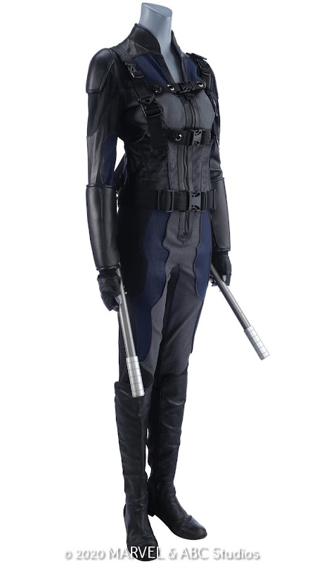 Bobbi Morse Agents of SHIELD Mockingbird costume