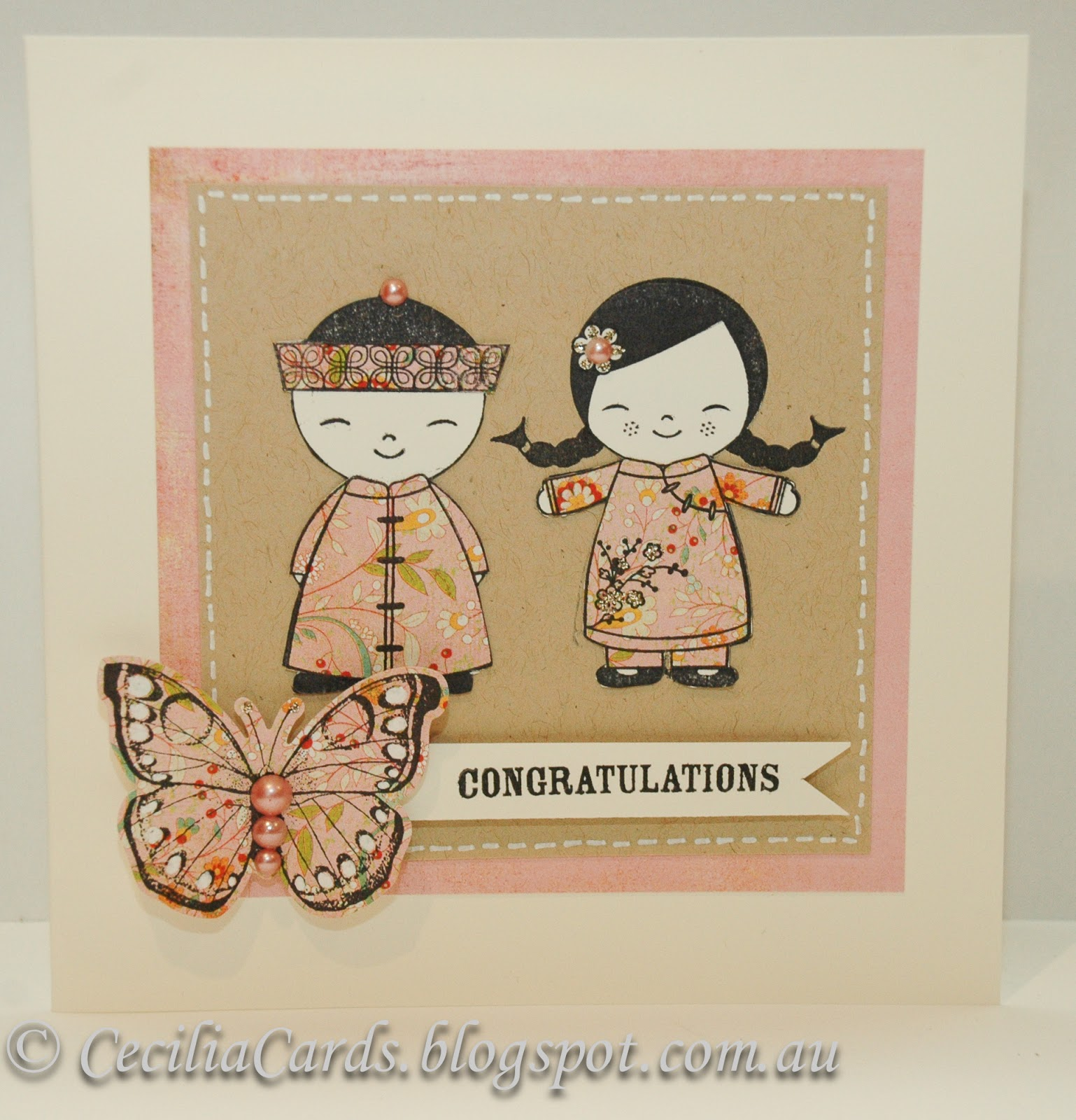 CeciliaCards ChineseWedding1 - Asian Wedding Cards Uk