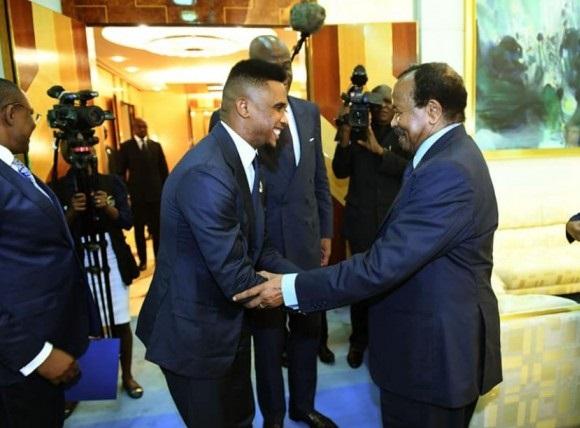 Cameroun: Samuel Eto'o envisage se lancer dans la politique...