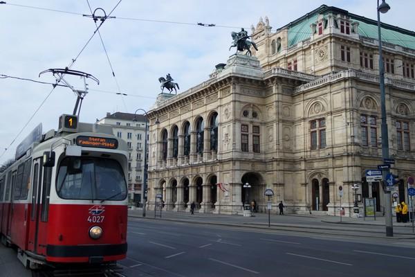 vienne ring wiener staatsoper opéra