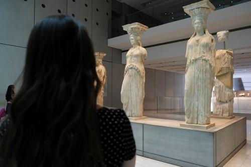 Αυξήθηκαν κατά 13,1% οι επισκέπτες στα μουσεία τον Απρίλιο