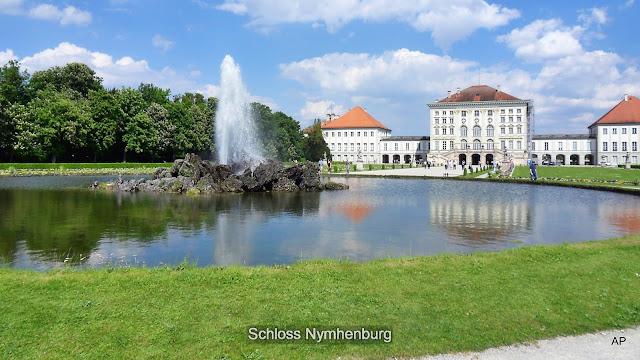 Pałac w Nymphenburgu