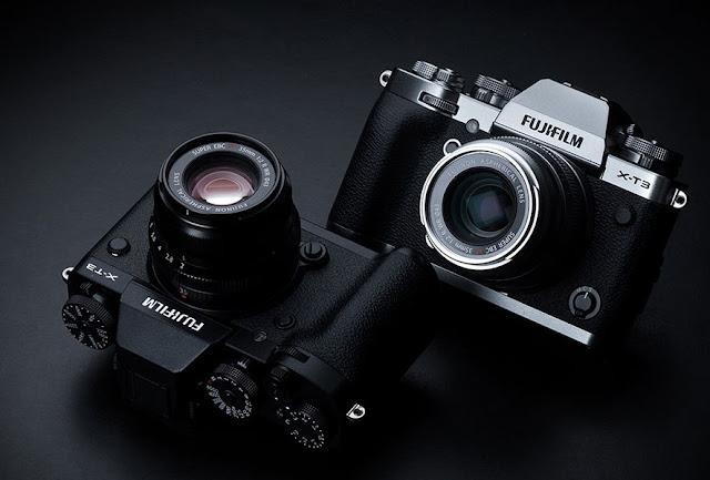 Kamera Mirrorless Berkualitas, Ini Spesifikasi dan Harga Fujifilm X-T3