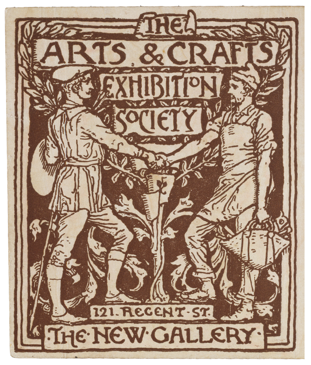 Arts And Crafts Society Of Victoria