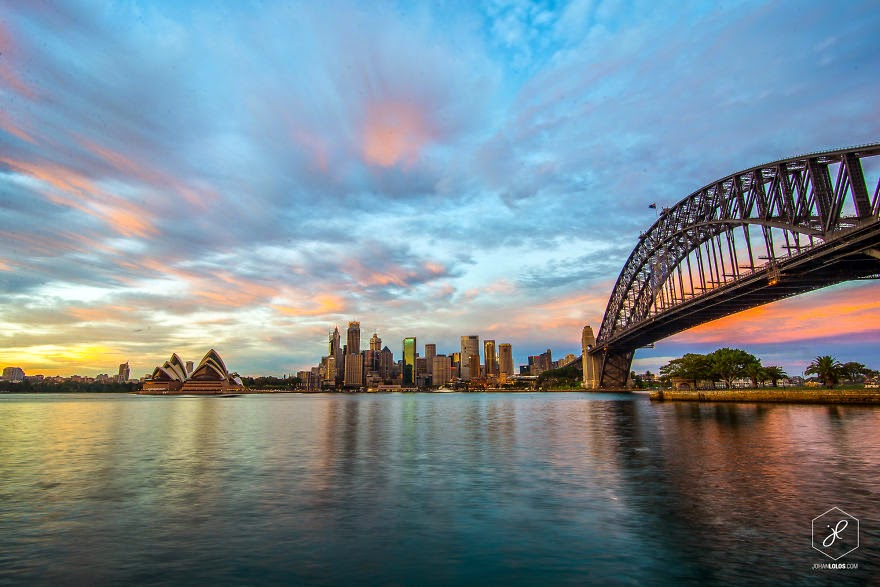 Sydney, NSW - Man Travels 40,000km Around Australia and Brings Back These Stunning Photos
