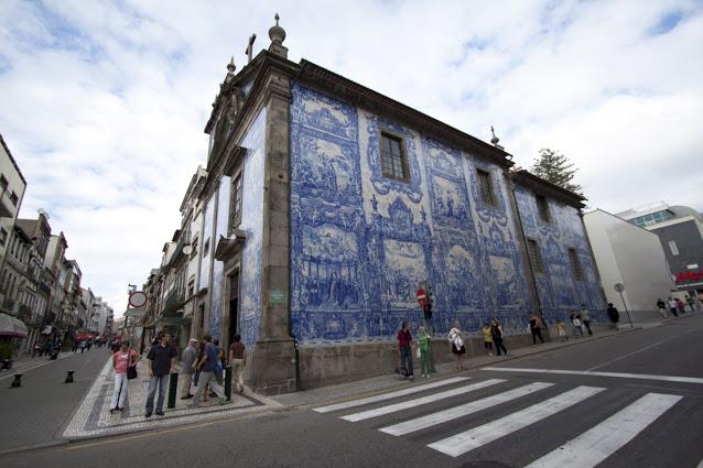 Azulejos della Capela das almas-Porto