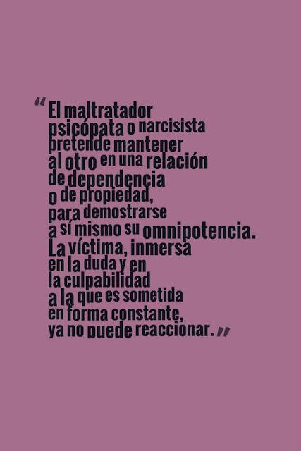 """""""El maltratador"""" - imagen"""