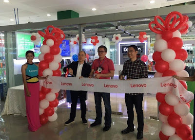 Lenovo Expands its Reaches to Iloilo City